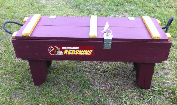 Washington Redskins | Football Team | Man Cave Coffee Table
