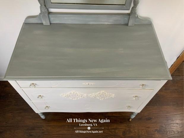Dixie Belle Paint Company | Savannah Mist | Dixie Belle Retailer | chalk mineral paint gray