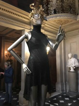Alexander McQueen as worn by Stella Tennant