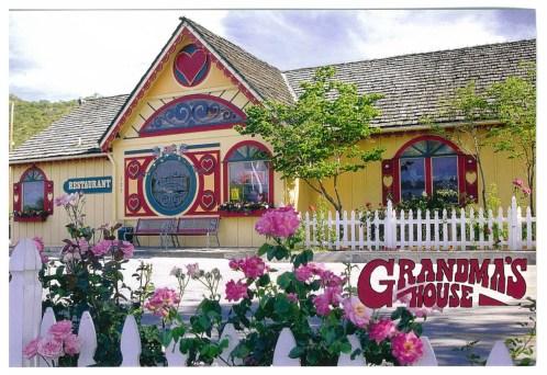 Grandma's House, Yreka, California