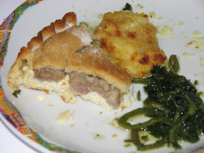 'MPANATA (A lamb pie, Easter treat)