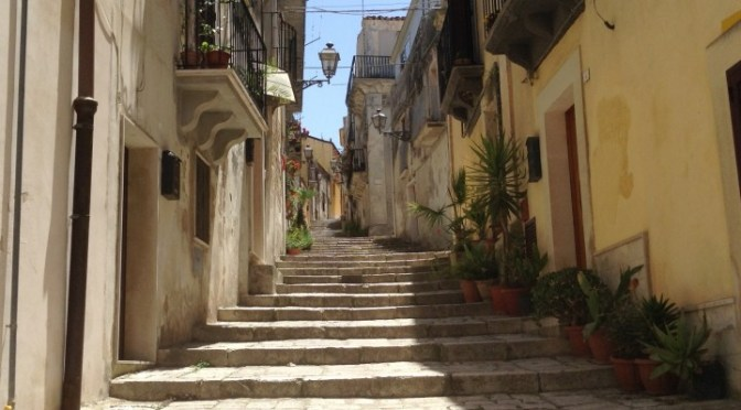 CHIARAMONTE in South-Eastern and the best butcher in Sicily