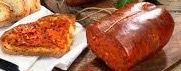 'NDUJA, a spreadable and spicy pork salame from Calabria