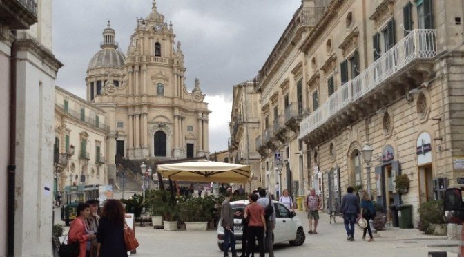 Parco Nazionale Degli Iblei – a documentary – and recipes from this part of Sicily