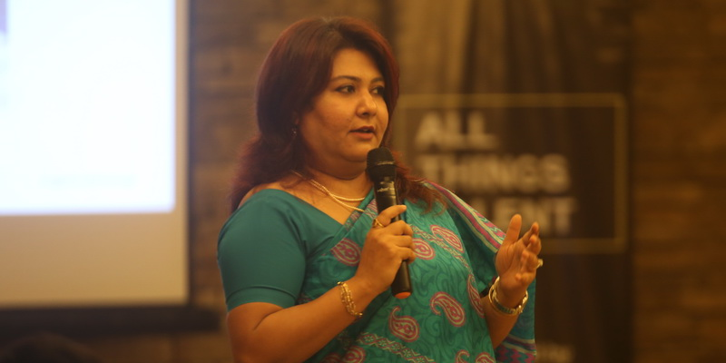 Esha Ganguly Ahuja - Mumbai