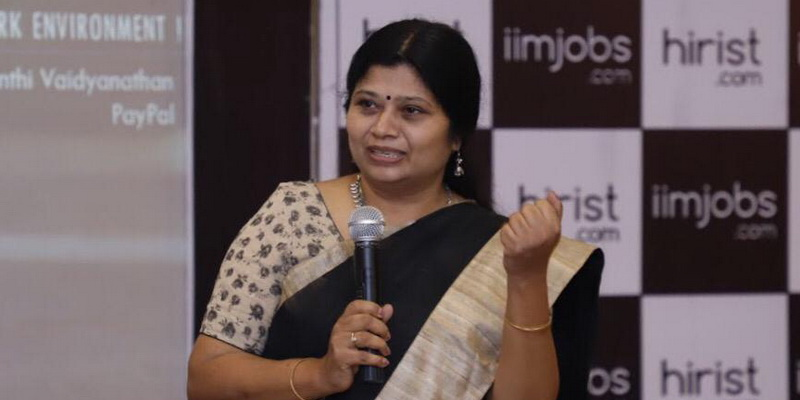 Jayanthi Vaidyanathan - Chennai