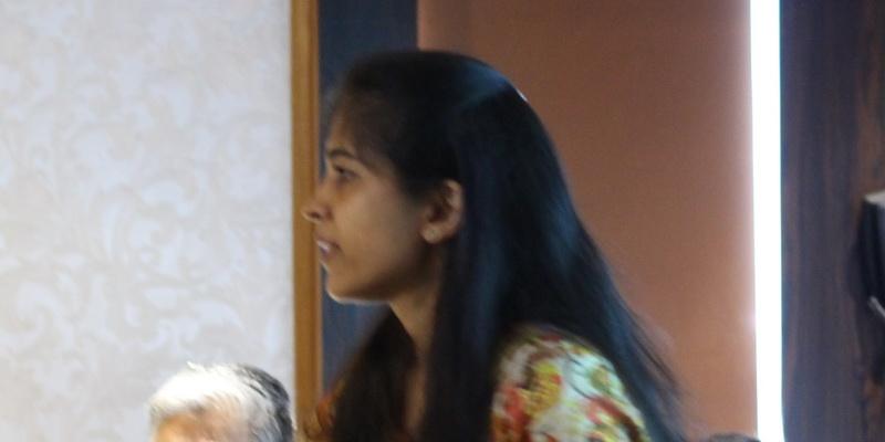 Prerrna P. Kapoor- Bengaluru