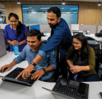 Employees' Brand - Tracing Lowe's HR Journey in India 6