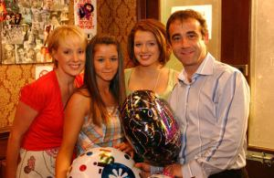 British TV soap family