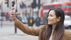 The dreaded 'selfie'