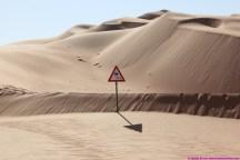 """""""Beware of Slippery Surface"""" by The Desert Diva"""