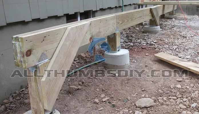 Should You Use Plywood To Build Up Beams Allthumbsdiy Com