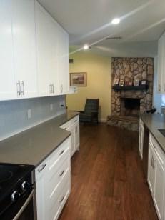 Galley Kitchen - AFTER