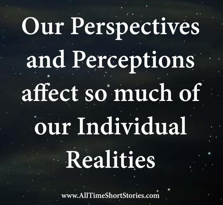 Quote about Perspective