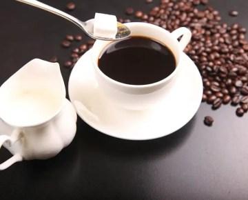 Salty Coffee A love story