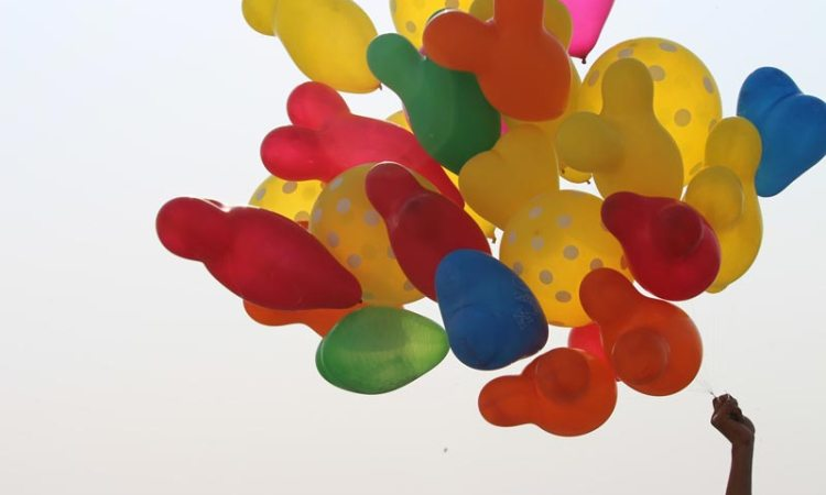 Balloon Experiment A Story About Happiness