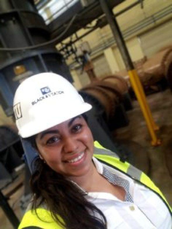 Melody Gonzalez engineer