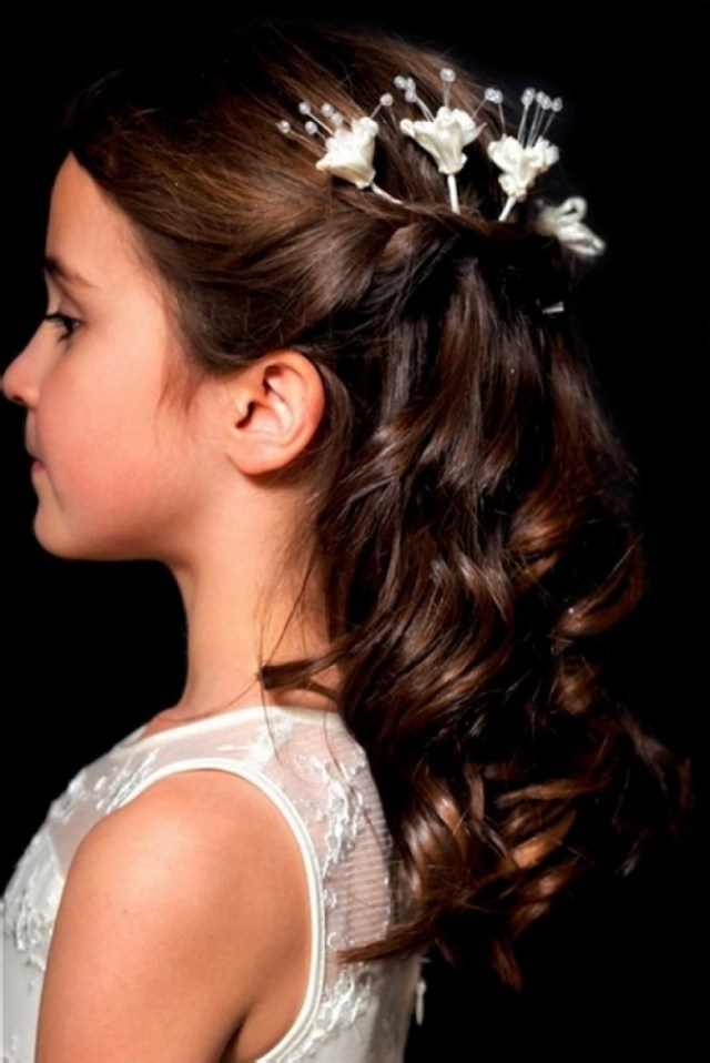 20 best ideas lil girl wedding hairstyles - best collections