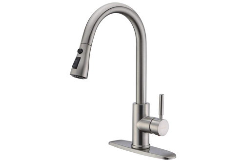 best laundry sink faucets with spray