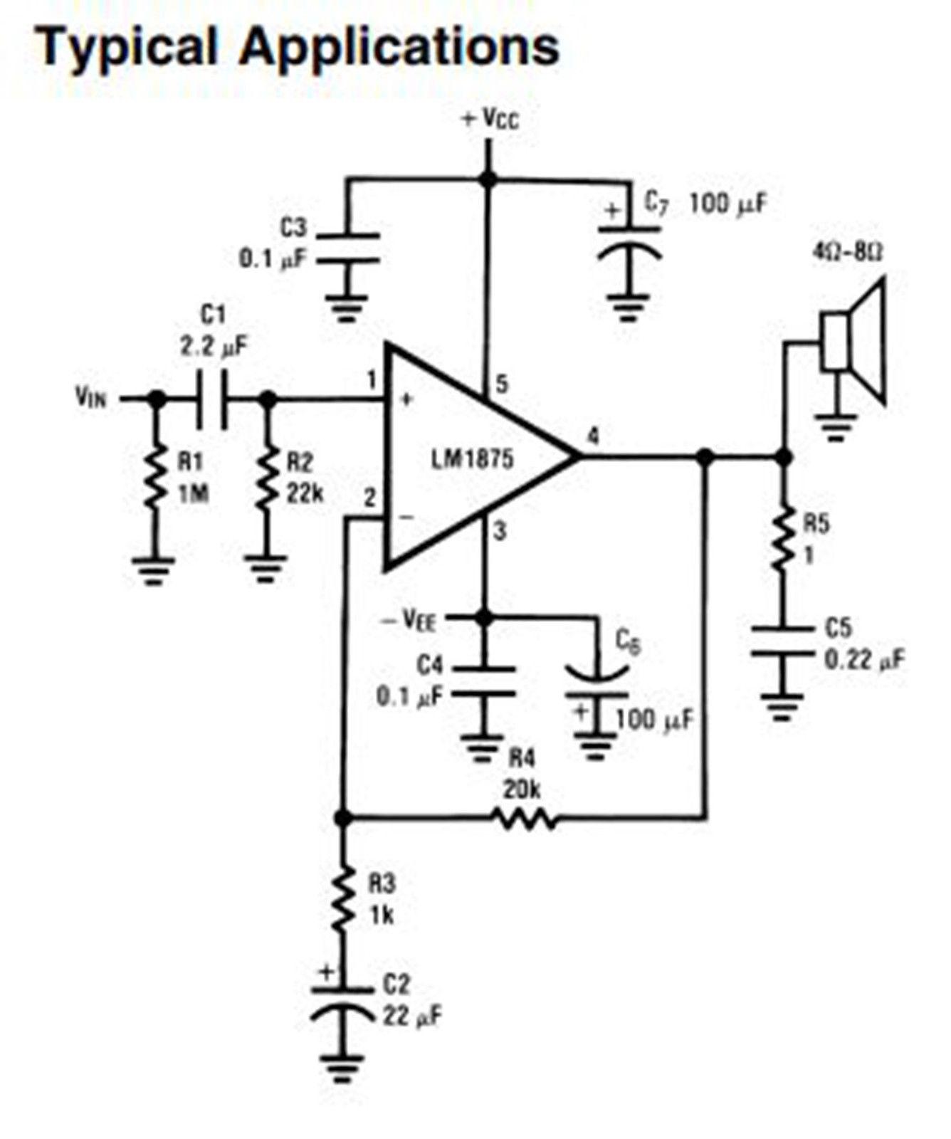 4 Amp Motor