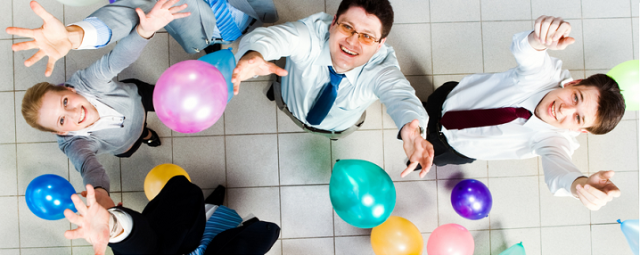 Keeping employees happy