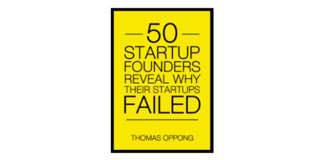 failed startups