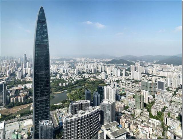 KK100, Shenzhen