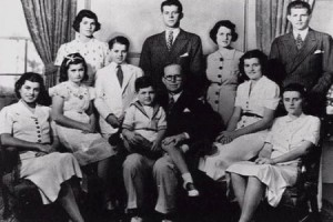 Top Ten Political Families in the World - Kennedy Family
