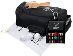 Top Ten retirement gift ideas for men- No.1:  Golf Kit