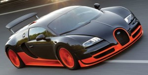 "Bugatti Veyron ""SS"" SuperSport"
