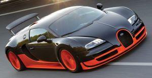"Bugatti Veyron ""SS"" SuperSport"