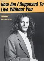 How Am I Supposed To Live Without You by Michael Bolton
