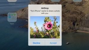 No Siri or Airdrop