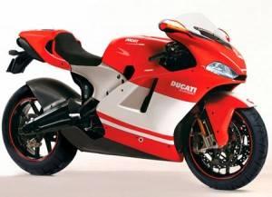 Ducati Desmosedici D16RR NCR M16 – $232,500