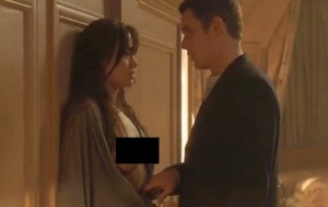 Angelina Jolie Nude in 'Taking Lives'
