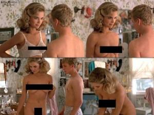 Келли Престон голая в 'шалости'