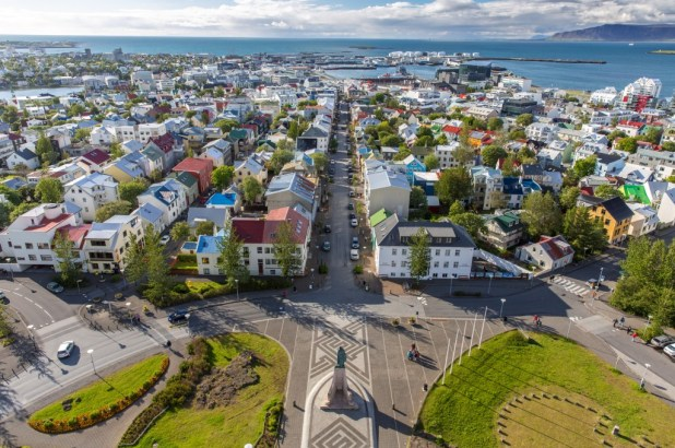 Iceland : Safemost country in the world