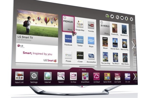 LG GA7900 LED TV