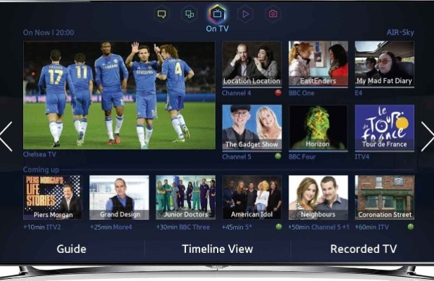 Samsung UE46F8000 LED TV