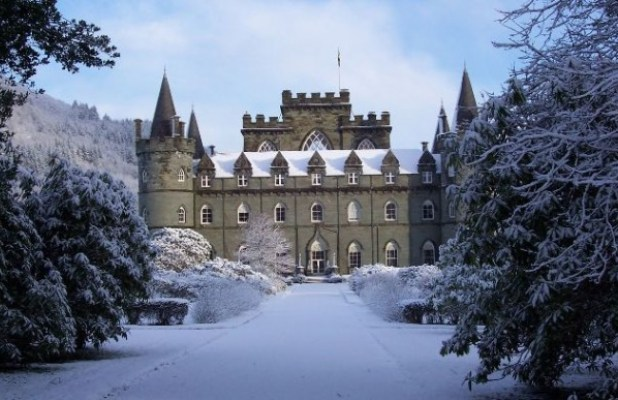 Most Beautiful Countries In The World : Scotland