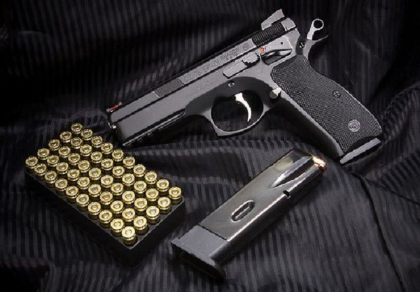 The CZ-75 SP-01