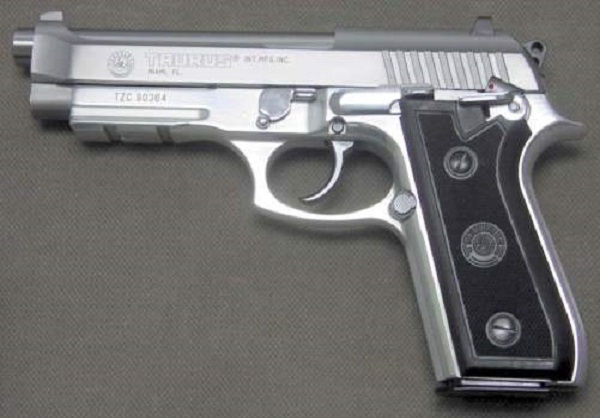 The Taurus- PT92