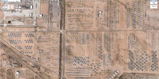 Top 10 Google Earth Discoveries