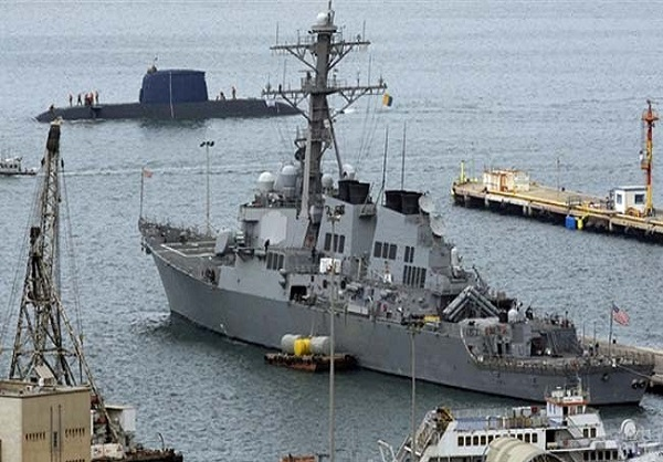 Top Ten Naval Forces in the World : US Navy