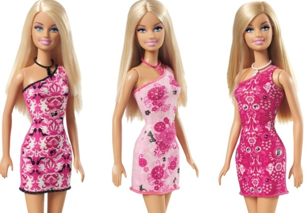 3 Barbie Dolls are Sold