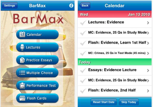 BarMax CA