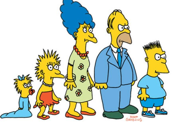 Fox wanted to destroy all the early 'Simpsons' cartoons