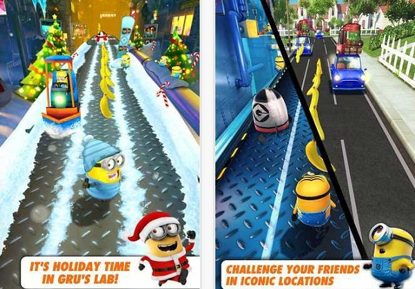 Minion Rush Despicable Me