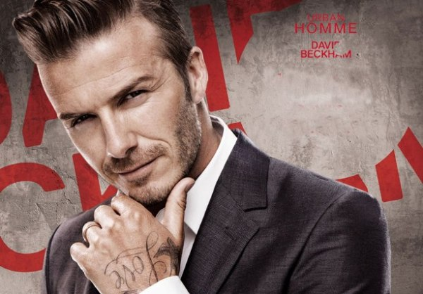 All of David Beckham