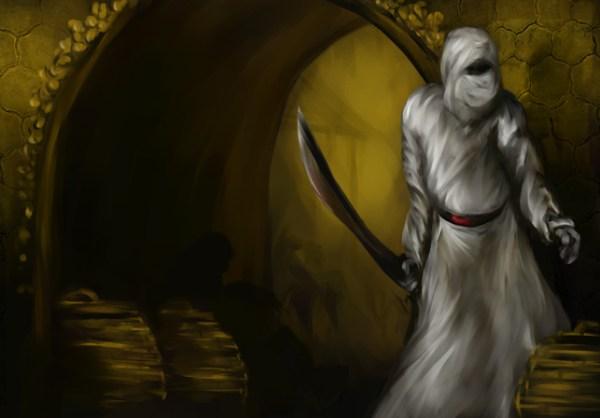 Hashshashin - The Order of Assassins